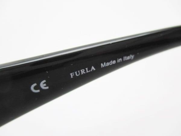 フルラ サングラス SU4235G ダークグレー×黒×シルバー プラスチック×金属素材