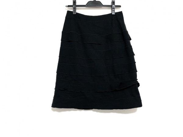 SONIARYKIEL(ソニアリキエル) スカート サイズ38 M レディース美品  黒 フリル