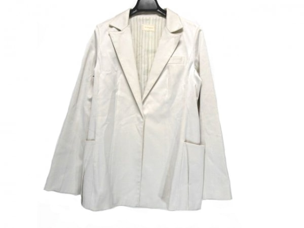 ヴェロフォンナ ジャケット サイズ36 S レディース ベージュ 1