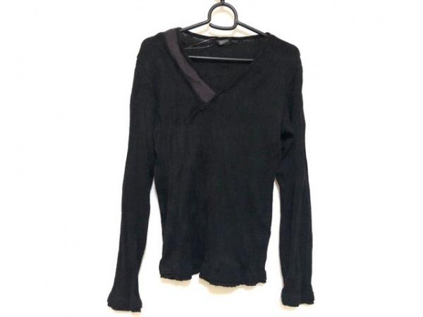 TORNADO MART(トルネードマート) 長袖セーター レディース 黒