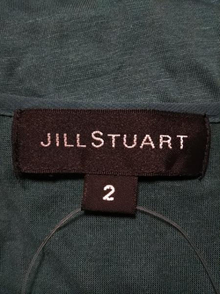 JILL STUART(ジルスチュアート) ワンピース サイズ2 S レディース美品  グリーン