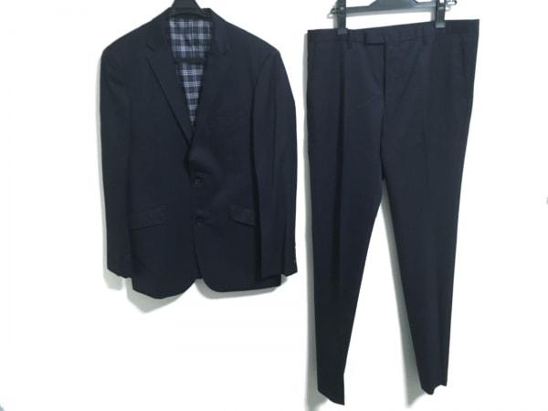 ブラックレーベルクレストブリッジ シングルスーツ サイズLL メンズ美品