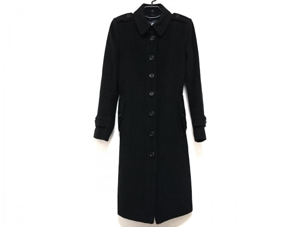Burberry LONDON(バーバリーロンドン) コート サイズ36 M レディース美品  黒 冬物