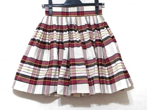 モスキーノ チープ&シック スカート サイズ38 S レディース美品  チェック柄