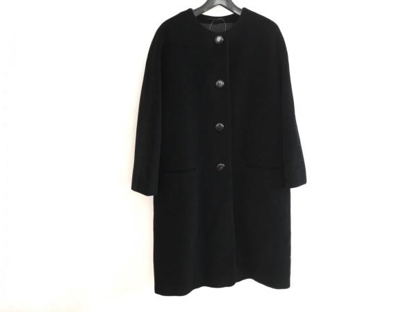 ESCADA(エスカーダ) コート サイズ38 M メンズ美品  黒 冬物