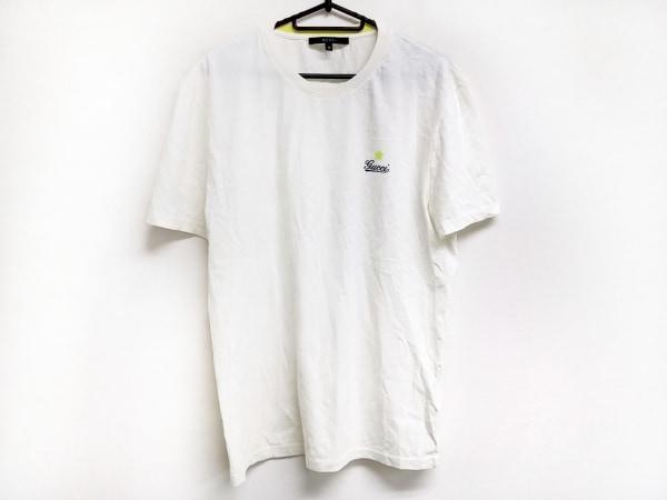GUCCI(グッチ) 半袖Tシャツ サイズM メンズ 白