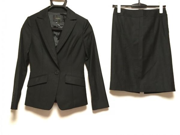 LEJOUR(ルジュール) スカートスーツ サイズ36 S レディース 黒