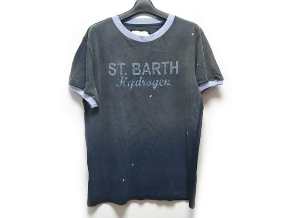 HYDROGEN(ハイドロゲン) 半袖Tシャツ サイズXL レディース ダメージ加工