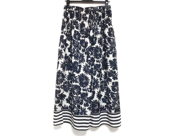 NOKO OHNO(ノコオーノ) パンツ サイズ40 M レディース ベージュ×黒