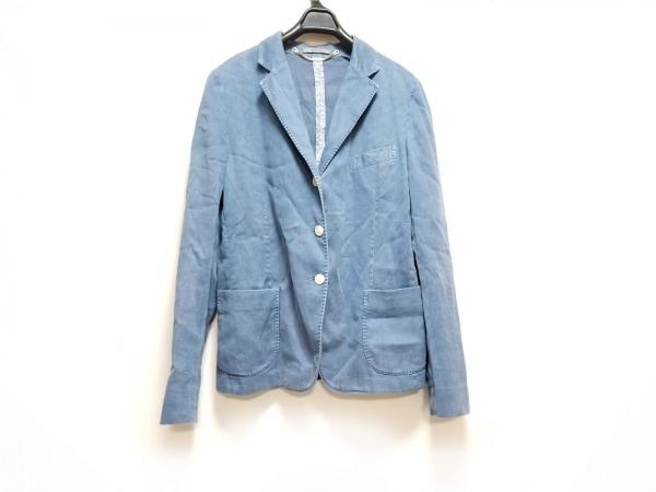 BOGLIOLI(ボリオリ) ジャケット サイズ44 L レディース ブルー