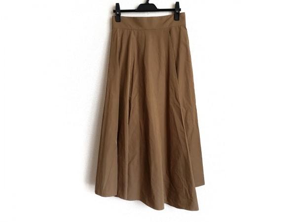 DRESSTERIOR(ドレステリア) ロングスカート サイズ38 M レディース美品  ブラウン