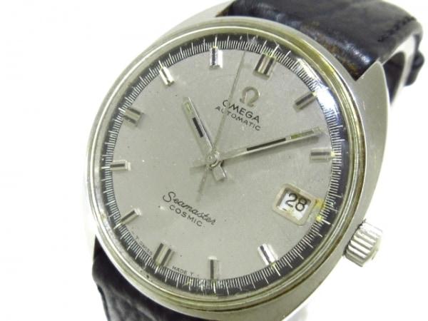 OMEGA(オメガ) 腕時計 シーマスターコズミック 166026-T00L107 メンズ シルバー