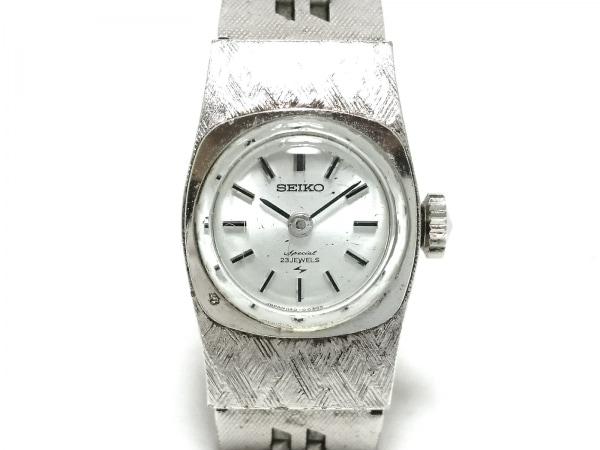 SEIKO(セイコー) 腕時計 1140-0010 レディース シルバー