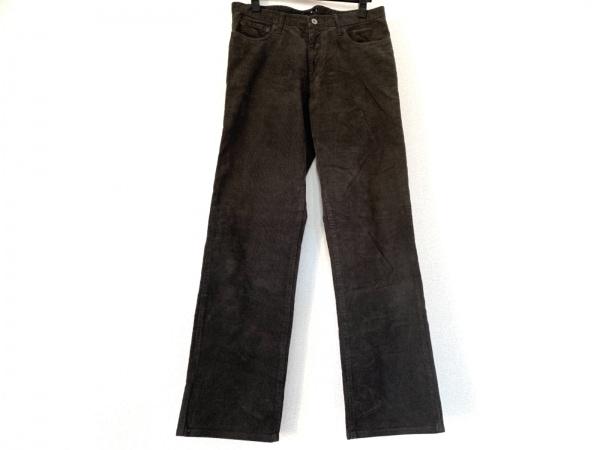 23区(ニジュウサンク) パンツ メンズ - - ダークブラウン フルレングス