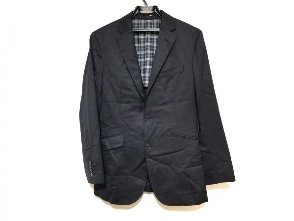 ブラックレーベルクレストブリッジ ジャケット サイズM メンズ美品  黒