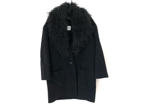 JOSEPH(ジョセフ) コート サイズ36 M レディース美品  黒 冬物