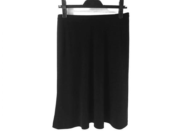 LEONARD(レオナール) ミニスカート サイズ38 M レディース美品  黒 フリル