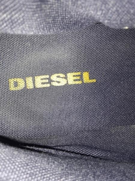 DIESEL(ディーゼル) スニーカー 25.5 レディース ネイビー ハイカット ヌバック