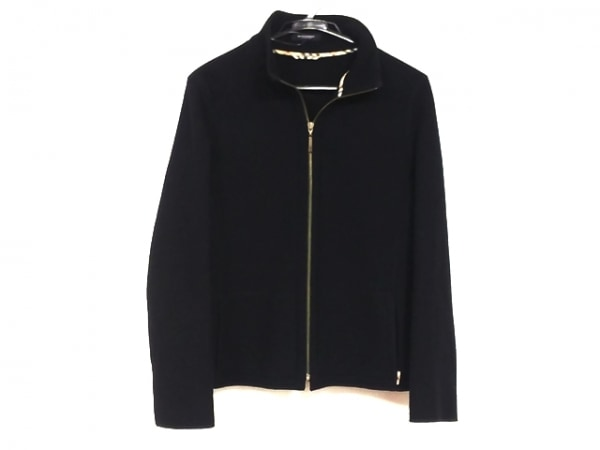 Burberry LONDON(バーバリーロンドン) コート サイズ40 L レディース美品  黒 冬物