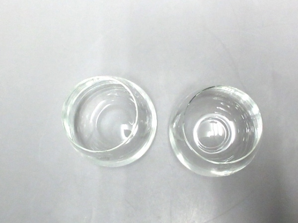 ティファニー ペアグラス新品同様  タンブラー クリア タンブラー×2 2