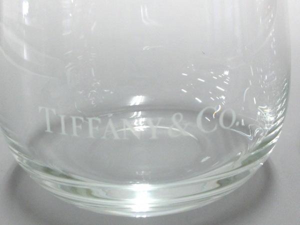 ティファニー ペアグラス新品同様  タンブラー クリア タンブラー×2 4