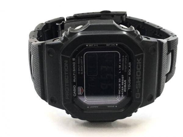 CASIO(カシオ) 腕時計美品  G-SHOCK GW-M5610BC メンズ 黒