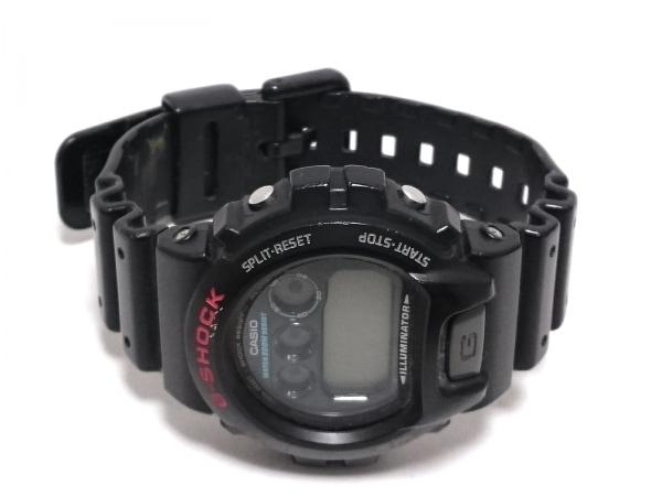 CASIO(カシオ) 腕時計 G-SHOCK DW-6900 メンズ ラバーベルト ダークグレー