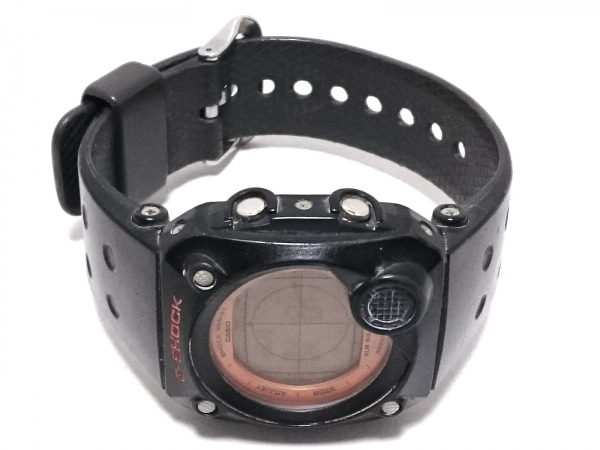 CASIO(カシオ) 腕時計 G-SHOCK G-8000B メンズ ラバーベルト オレンジ