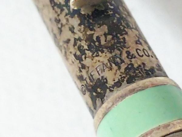 TIFFANY&Co.(ティファニー) ボールペン シルバー インクあり(黒) 2