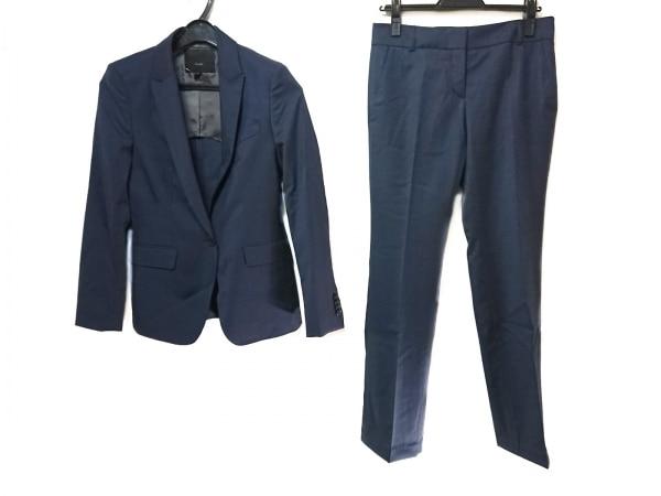 ICB(アイシービー) レディースパンツスーツ サイズ9 M レディース ネイビー