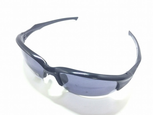 OAKLEY(オークリー) サングラス FLAK BETA OO9372-0165 黒 プラスチック