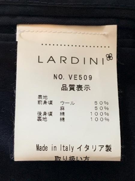lardini(ラルディーニ) ベスト サイズ46 XL メンズ ネイビー