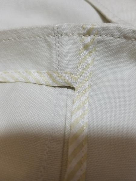 Lacoste(ラコステ) ジャケット サイズ42 L レディース美品  アイボリー