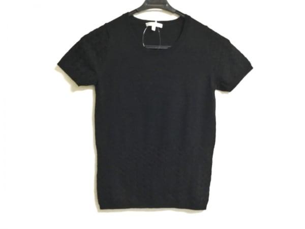 PAULEKA(ポールカ) 半袖セーター サイズS レディース 黒