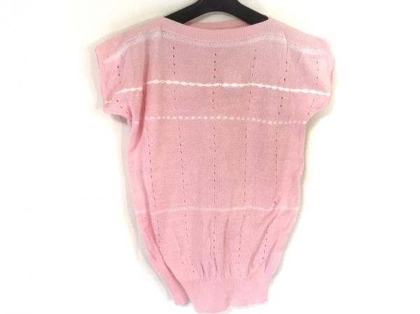 クリスチャンディオールスポーツ 半袖セーター サイズM レディース美品