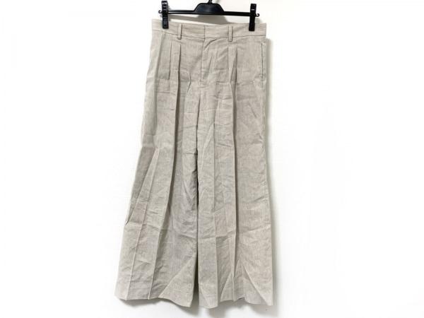 Lisiere(リジェール) パンツ サイズ38 M レディース ベージュ