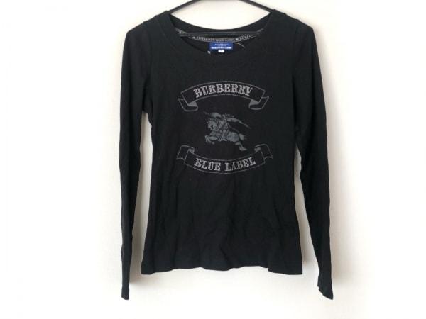 バーバリーブルーレーベル 長袖Tシャツ サイズ38 M レディース美品