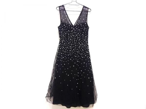 ビーシービージーマックスアズリア ドレス サイズ4 S レディース美品  黒×白