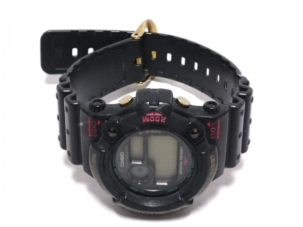 CASIO(カシオ) 腕時計 G-SHOCK/FROGMAN(フロッグマン) DW-6300 メンズ 黒