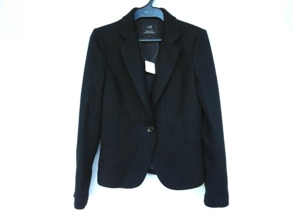 23区(ニジュウサンク) ジャケット サイズ34 S レディース新品同様  黒