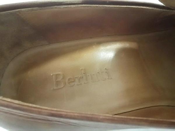 berluti(ベルルッティ) シューズ 7 メンズ ブラウン レザー