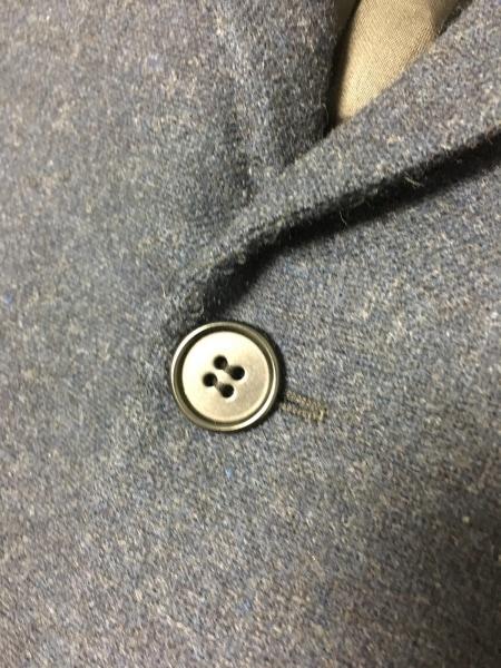 Cantarelli(カンタレリ) ジャケット サイズ48 XL メンズ - - ダークネイビー 長袖/冬