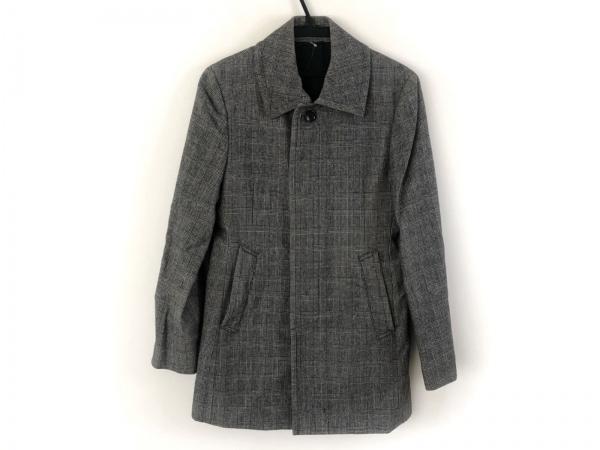 Platinum COMME CA(プラチナコムサ) コート サイズS メンズ美品  グレー 冬物