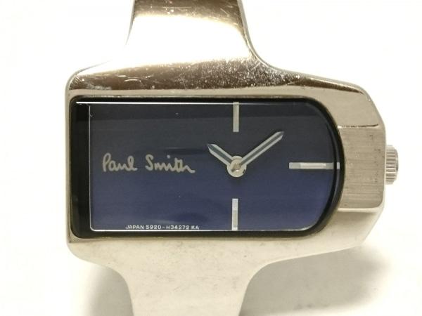 PaulSmith(ポールスミス) 腕時計 5920-H12689 レディース ネイビー