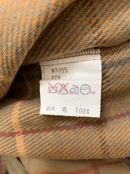 バーバリーズ コート サイズ94175 メンズ - - ライトベージュ 長袖/ネーム刺繍/秋/冬