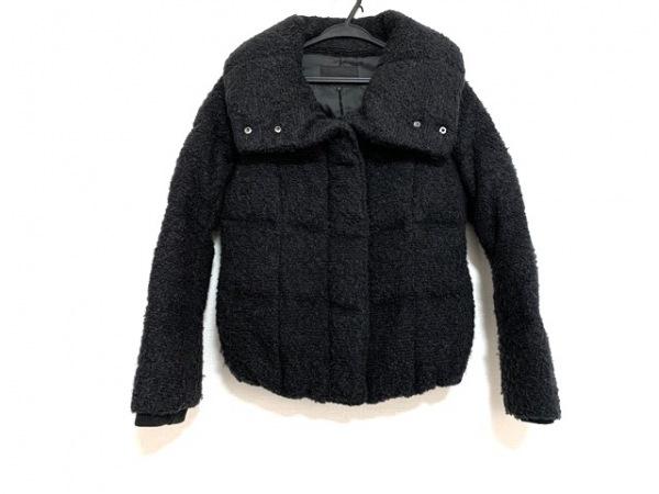 ブラックバイマウジー ダウンジャケット サイズ1 S レディース 黒 冬物