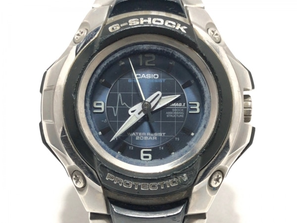 CASIO(カシオ) 腕時計 G-SHOCK MT-G GC-2000 メンズ ダークネイビー