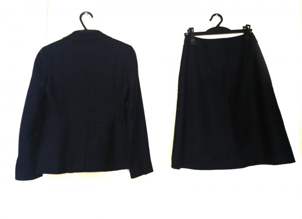 NEW YORKER(ニューヨーカー) スカートスーツ レディース新品同様  ダークネイビー