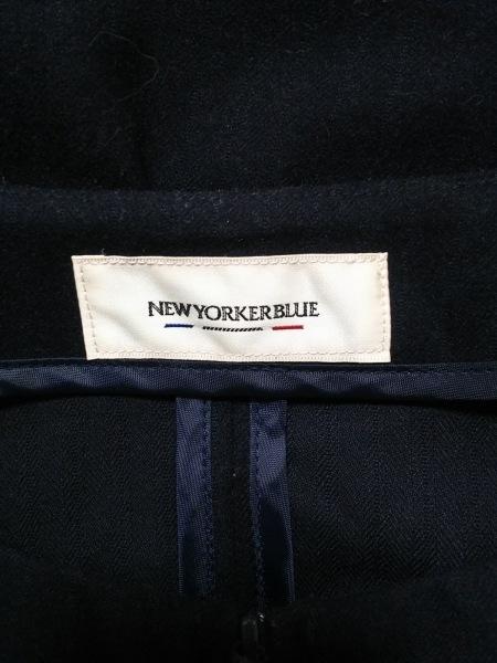 NEW YORKER(ニューヨーカー) レディースパンツスーツ レディース ダークネイビー BLUE