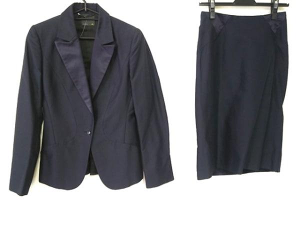 FENDI(フェンディ) スカートスーツ サイズ38 S レディース美品  黒